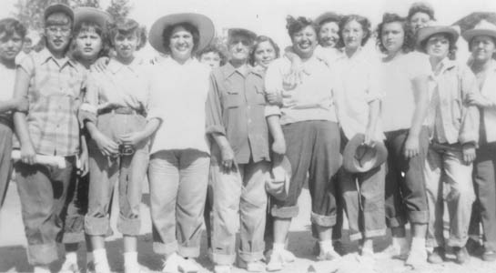 Day 4- Latina/Chicana Women's Activism in the US (3/4)