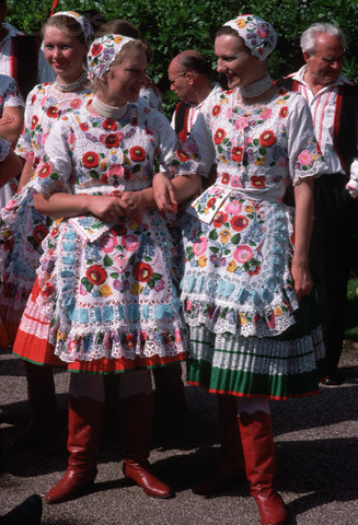Traditional Hungarian Womens Clothing