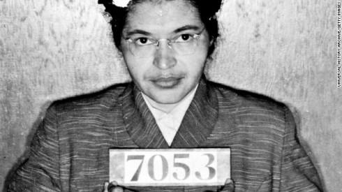 Rosa Parks arrest