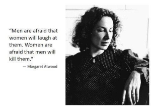 Laugh:Kill- M Atwood