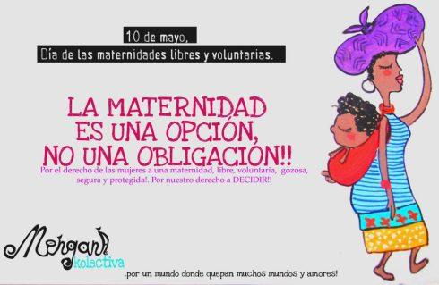 Motherhood is an option, not an obligation