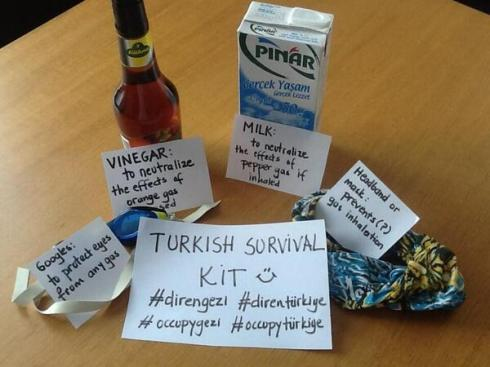 Turkish survival kit