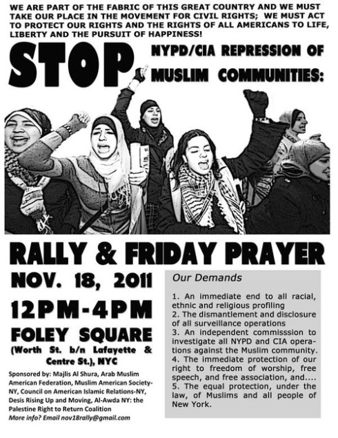 Stop Islamophobia