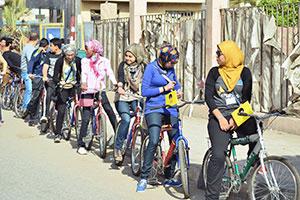 bike women