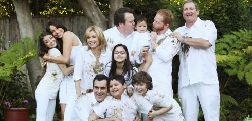 modernfamily photo